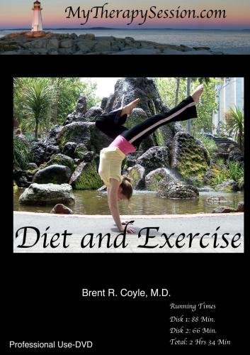 Diet and Exercise-Professional Use DVD Copy*