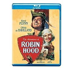 The Adventures of Robin Hood [Blu-ray]