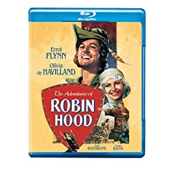 The Adventures of Robin Hood [Blu-ray]