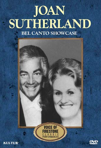 Joan Sutherland Bel Canto Showcase: Firestone