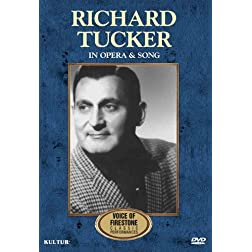 Richard Tucker in Opera and Song: Firestone
