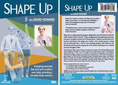 Shape Up with David Howard