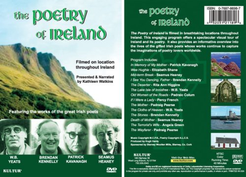 Poetry of Ireland