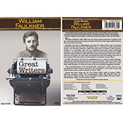 Great Writers: William Faulkner