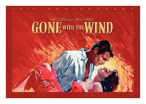 Gone with the Wind (70th Anniversary Ultimate Collector's Edition) [Blu-ray]