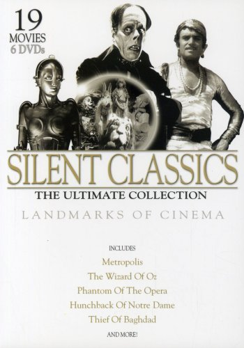 Silent Classics The Ultimate Collection