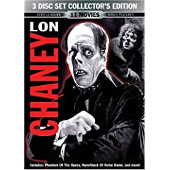 Lon Chaney Collector's Edition