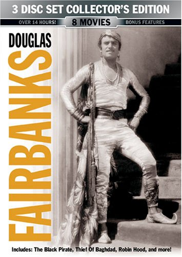 Douglas Fairbanks 3 Disc Collector's Edition