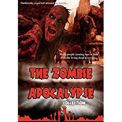 The Zombie Apocalypse Collection: Featuring SCREAM FARM