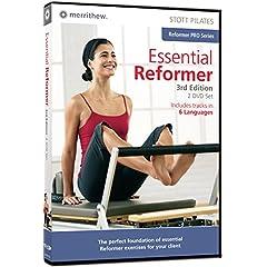 STOTT PILATES: Essential Reformer, 3rd Edition