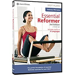 STOTT PILATES: Essential Reformer, 3rd Edition