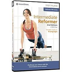 STOTT PILATES: Intermediate Reformer 2nd edition