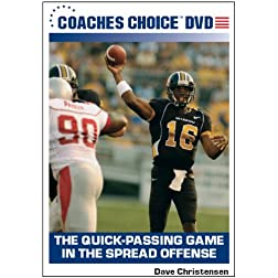 The Quick-Passing Game in the Spread Offense