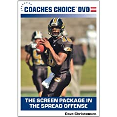 The Screen Package in the Spread Offense