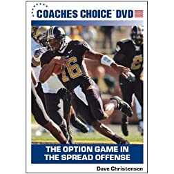 The Option Game in the Spread Offense