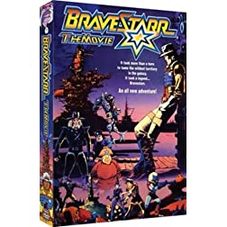 Legend of Bravestarr - The Movie