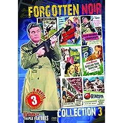 Forgotten Noir Collector's Set 3