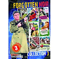Forgotten Noir Collector's Set 3