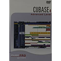 Music Pro Guides: Cubase 4 - Advanced Level