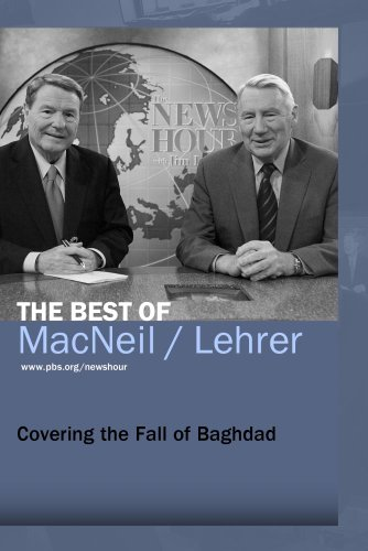 Covering the Fall of Baghdad
