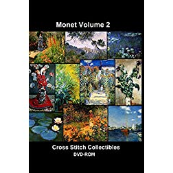 Monet Cross Stitch Vol. 2