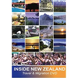 Inside New Zealand Travel & Migration DVD No. 3