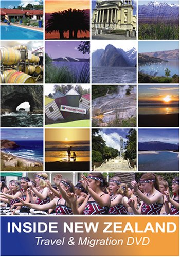 New Zealand Travel & Migration DVD - No 3
