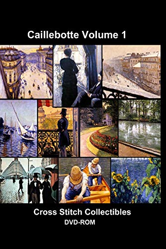 Caillebotte Cross Stitch Vol. 1