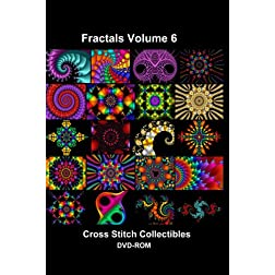 Fractals Cross Stitch Vol. 6