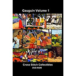 Gauguin Cross Stitch Vol. 1