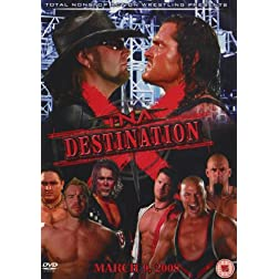 TNA Wrestling: DESTINATION X 2008