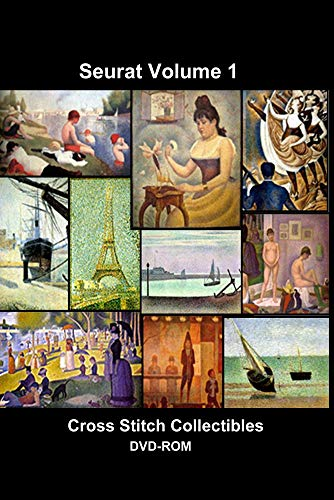 Seurat Cross Stitch Vol. 1