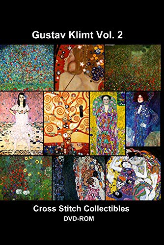 Klimt Cross Stitch Vol. 2