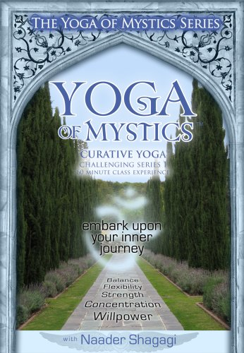 Yoga of Mystics Curative Yoga: Challenging Series I - 60 Minute Class Experience
