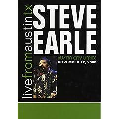 Steve Earle - Live From Austin, TX