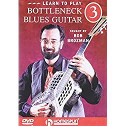 Learn to Play Bottleneck Blues Guitar # 3