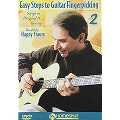 Easy Steps to Guitar Fingerpicking Vol. 1