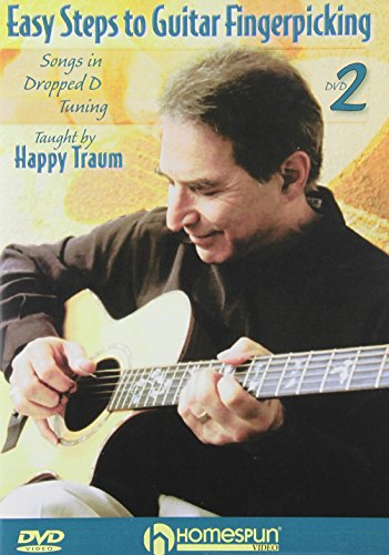 Easy Steps to Guitar Fingerpicking Vol. 1