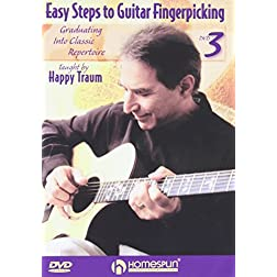 Easy Steps to Guitar Fingerpicking Vol. 2