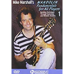 Mike Marshall: Building Techniques Through Exercises and Melodic Studies/Mastering Chords and Theor