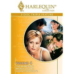 Harlequin Triple Feature, Vol. 4 (The Awakening / Broken Lullaby / Loving Evangeline)