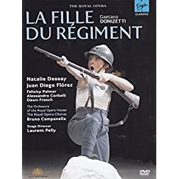 Gaetano Donizetti - La Fille du regiment / Dessay, Florez, Palmer, Corbelli, French, Campanella, Pelly (Royal Opera House 2007)