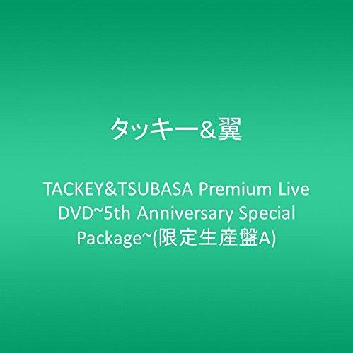 Tacky & Tsubasa Premium Live DVD