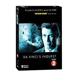 Da Vinci's Inquest - Season 3