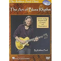 Robben Ford Clinic: The Art of Blues Rhythm