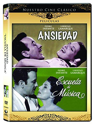 Nuestro Cine Clasico: Ansiedad / Escuela de Musica