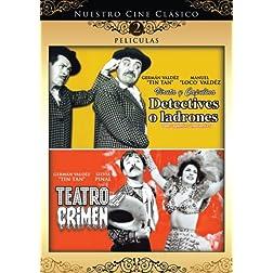Nuestro Cine Clasico: Detectives O Ladrones / Teatro del Crimen