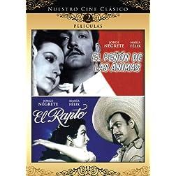 Nuestro Cine Clasico: El Penon de Las Animas / El Rapto