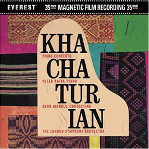 Hugo Rignold: Khachaturian Piano Concerto