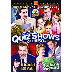 Lost Quiz Shows of the 50's
